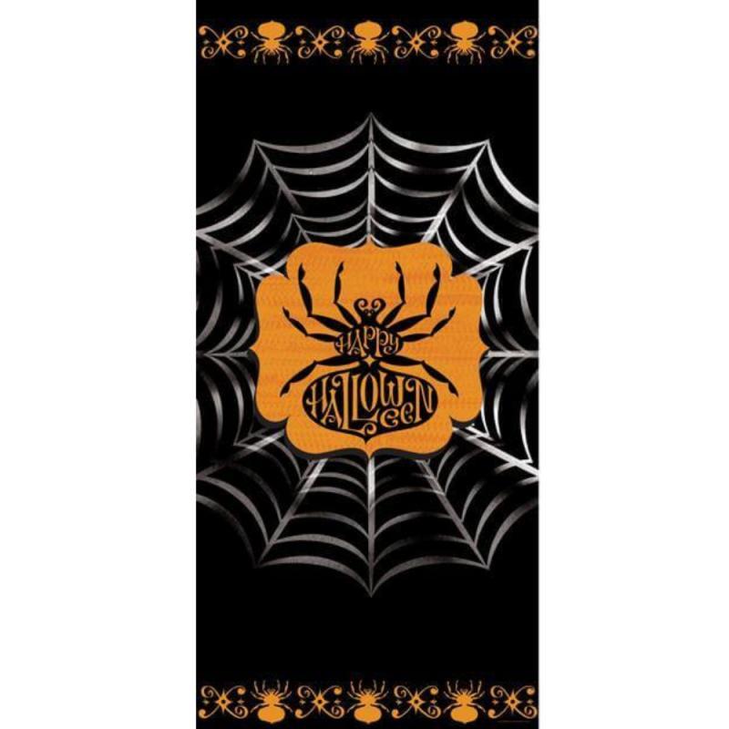 Halloween dørplakat - 1stk.